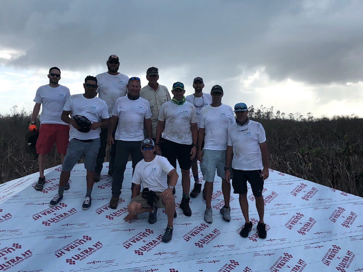 The Fessler Agency's mission with the Hurricane Dorian Bahamas Relief Project